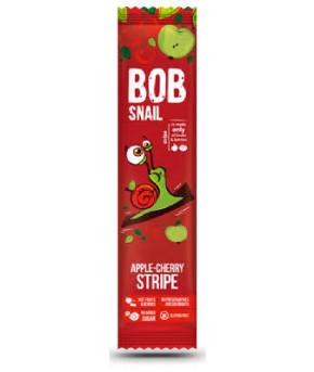 Конфеты Улитка Боб яблочно-вишневые 30г