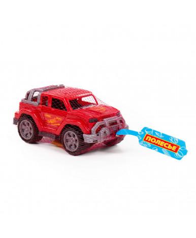 Автомобиль Полесье Легионер мини синий
