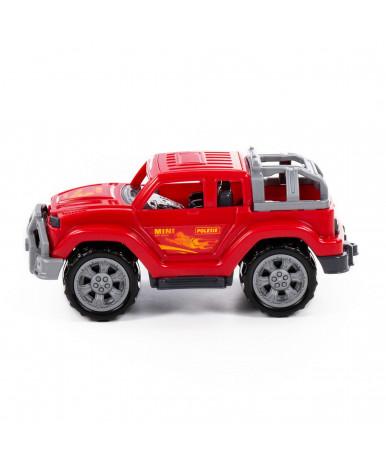 Автомобиль Полесье Легионер мини оранжевый