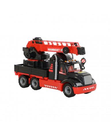 """205-01 """"MAMMOET"""", автомобиль-кран с поворотной платформой"""