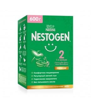 Смесь Nestle Nestogen 2 Premium молочная 600г