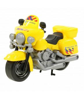 Мотоцикл Polesie скорая помощь (NL) (в пакете)