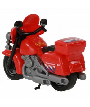 Мотоцикл Polesie пожарный (NL) (в пакете)