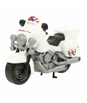 Мотоцикл Polesie полицейский (NL) (в пакете)