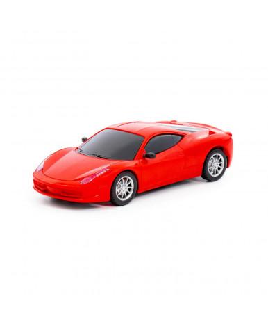 Автомобиль инерционный Полесье Феникс V2 легковой