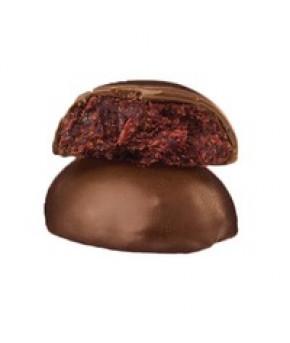Конфеты Bob Snail манговые в молочном бельгийском шоколаде 30г