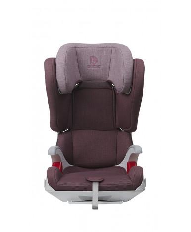 Автокресло Ducle Xena Junior Isofix Clarret Purple (15-36кг)