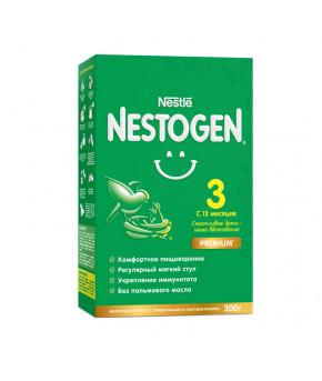 Смесь Nestle Nestogen 3 Premium молочная 300г