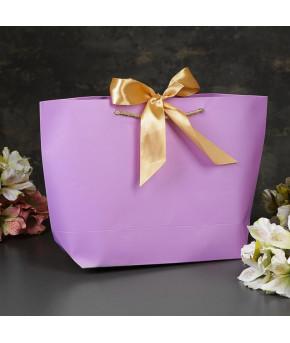 Пакет-сумка ламинированный 37.5 х 11 х 25 см