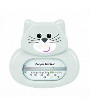 Термометр Canpol Котик для ванны