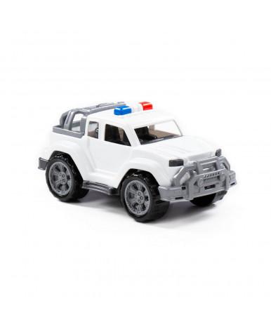Автомобиль-джип Полесье патрульный Легионер-мини (в сеточке)