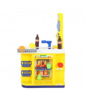 Набор продавца Полесье Супермаркет-макси (в коробке)