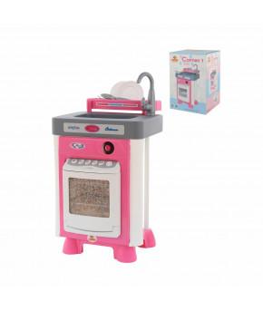 Набор Polesie Carmen №1 с посудомоечной машиной (в коробке)
