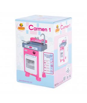 Посудомоечная машинка Полесье Polesie Carmen №1 набор в коробке