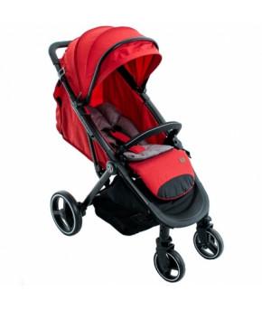 Прогулочная коляска BabyZz B100  красный