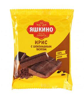 Ирис Яшкино Фираженный с шоколадным вкусом 140г