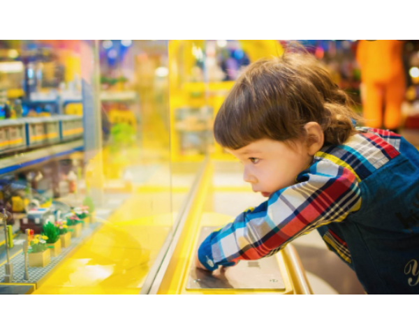 Какие игрушки должны быть у ребенка в 0─5 лет?