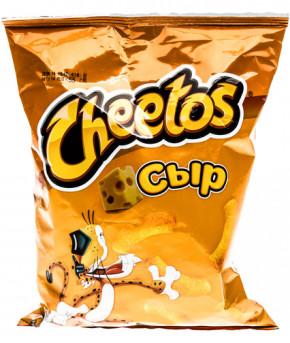 Кукурузные палочки Cheetos со вкусом Сыр 55г