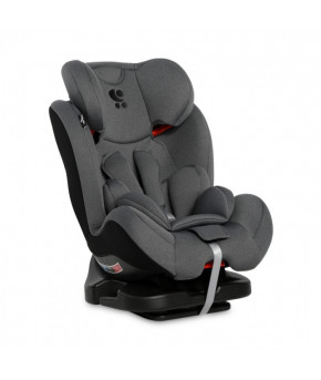 Автокресло Lorelli Mercury Grey Black (0-36 кг)