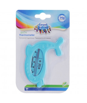 Термометр Canpol для ванны Дельфин