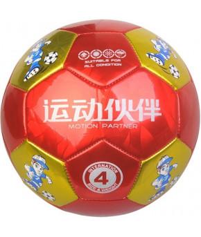 Мяч футбольный Motion Partner размер 4