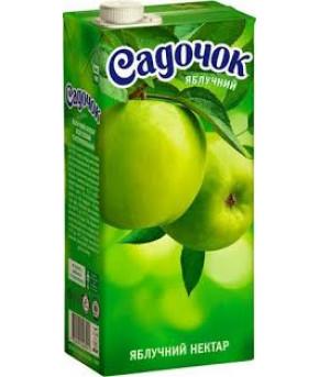 Нектар Садочок яблочный 200мл