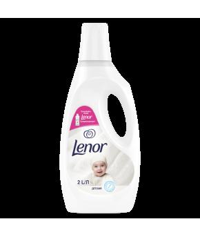 Кондиционер Lenor для белья неконцентрат гипоалергенный 2л