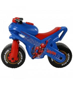 Мотоцикл-каталка Полесье Marvel Человек-паук