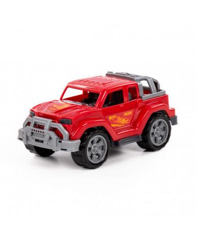 Автомобиль Полесье Легионер мини красный
