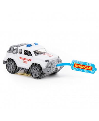 Автомобиль скорая помощь Полесье Легионер мини