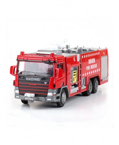 Автомобиль пожарная Охрана металлическая