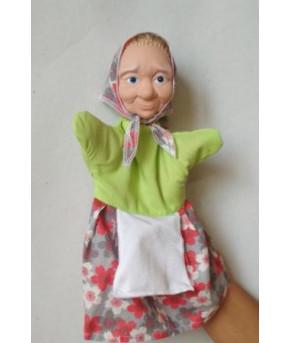 Фигурка Бибабо Бабка из ПВХ пластизоля