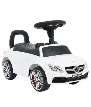 Автомобиль-каталка Tommy Mercedes Benz (белый)