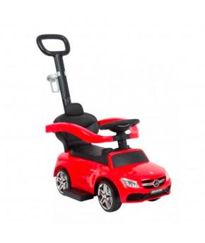 Автомобиль-каталка Tommy Mercedes Benz (красный)