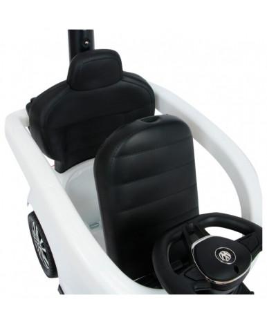 Автомобиль-каталка Tommy Volkswagen (белый)