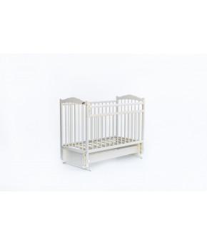 Кровать детская Bambini Classic 11, слоновая кость