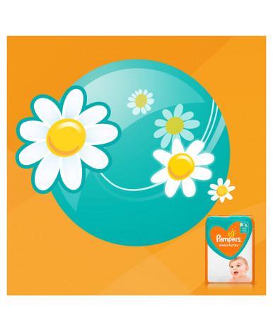 Подгузники Pampers Sleep&Play 3 (6-10кг) 16шт