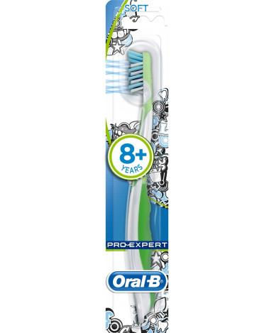 """Щетка зубная """"Oral-B"""" Stages 4, мягкая (от 8 лет)"""