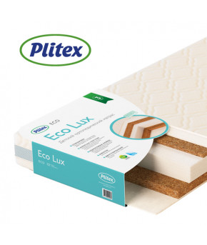 Матрас Plitex EcoLux, 119х60х12см