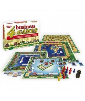 Настольная игра 4 экономические игры