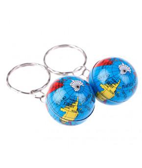 Брелок для ключей Земной шар