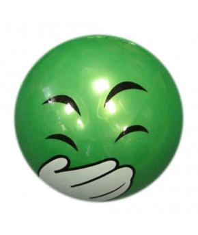 """Мяч """"СМАЙЛ"""" Schreiber. Состав: резина, ПВХ"""
