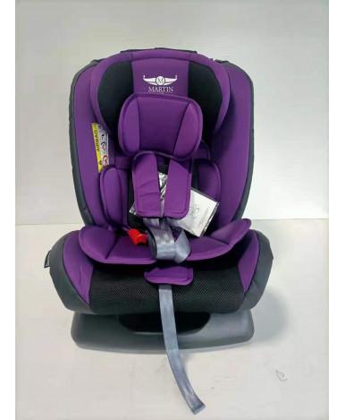 Автокресло Martin noir Discovery Magic Purple (0-36 кг)