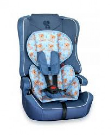 Автокресло Lorelli Expiorer Blue Cute Bears (9-36кг)