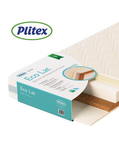 Матрас Plitex EcoLat, 119х60х12см