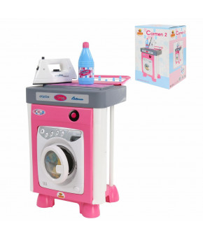 Набор Polesie Carmen №2 со стиральной машиной (в коробке)