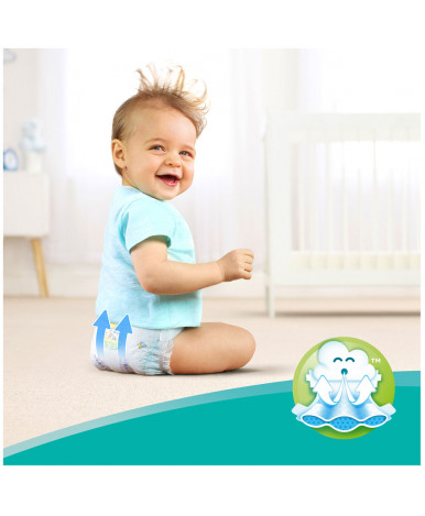 Подгузники Pampers Active Baby 4 (9-14кг) 76шт