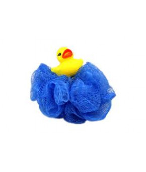 Мочалка для купания Tiamo Шар с игрушкой
