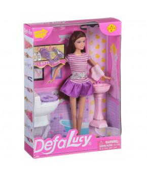 Кукла Defa в ванной комнате 8200