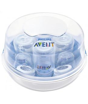 Стерилизатор Avent паровой Express 2 для микроволновой печи (без бутылочек)